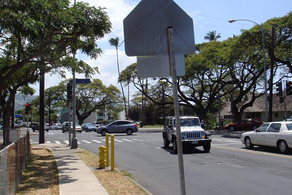 Road to Waikiki